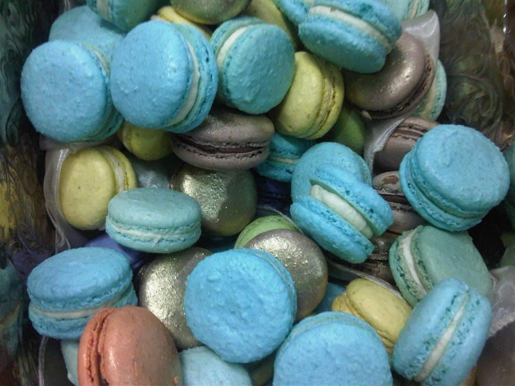 Macarons howdoyousaythatword.com